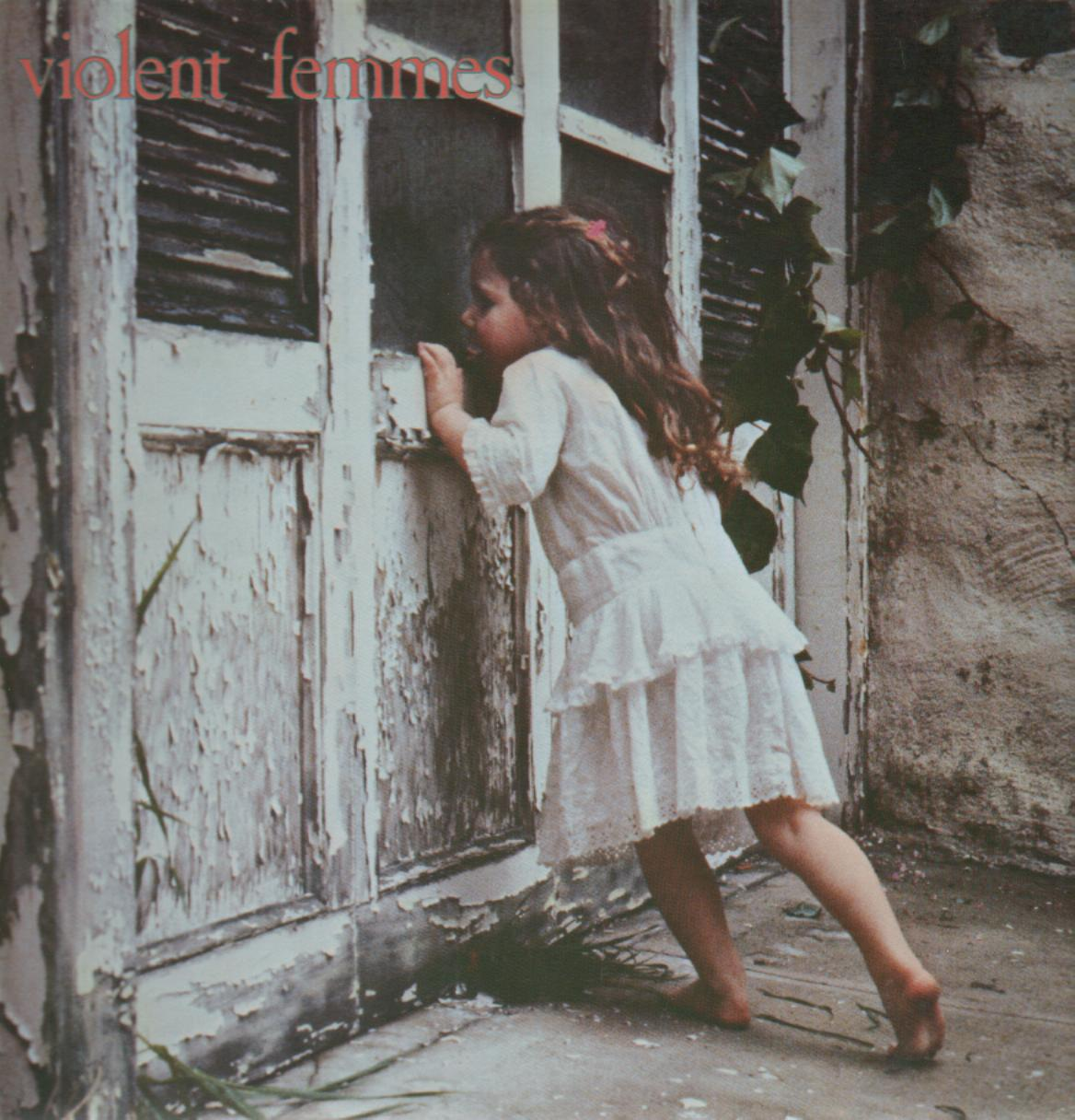violent femmes album cover